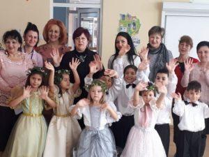 Децата в Източен казаха Не на насилието