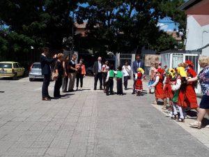Кметът Николай Чунчуков запозна швейцарци с проект в Столипиново