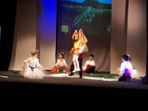 Празник в Кукления театър за деца от Район Източен
