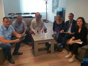 Образователни проекти за интеграция обсъдиха Николай Чунчуков и експерти от Грац