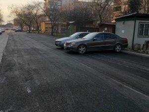 """В """"Източен"""" изградиха голям обществен паркинг на Цариградско шосе"""