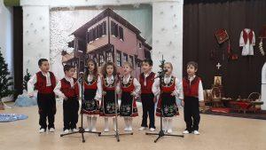 Иван Стоянов присъства на Коледен фестивал