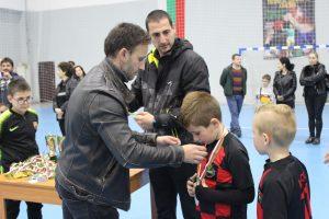 Иван Стоянов даде начало на детски турнир по футбол